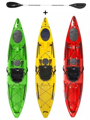 Wilderness Systems Tarpon 120 Sit On Top Kayaks