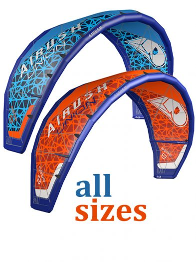 Airush Union 2017 Kitesurfing Kite Blue or Orange