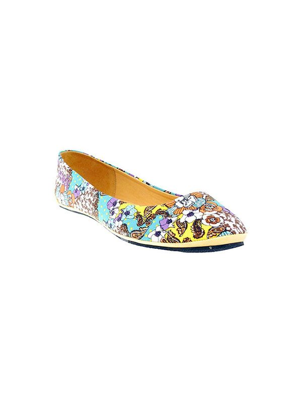 Animal Shoes Kirsty Shoes Mellow Yellow