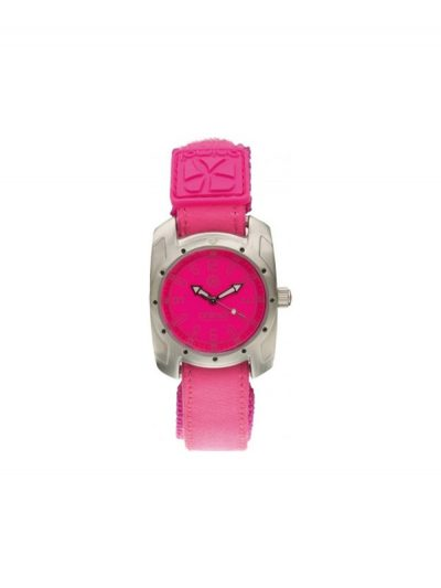 Animal Watches Ladies Side Shore Watch Fluro Pink