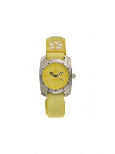 Animal Watches Ladies Side Shore Watch Lemon