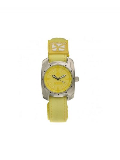 Animal Watches Ladies Side Shore Watch Lemon