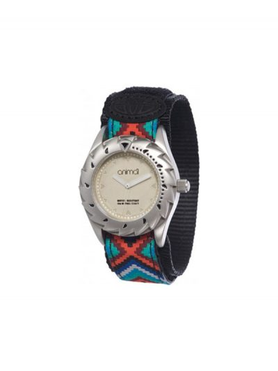Animal Watches Ladies Zepheresse Watch Multi Coloured