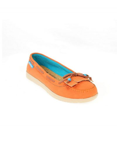 Brakeburn Shoes Llly Moccasin Shoe Coral