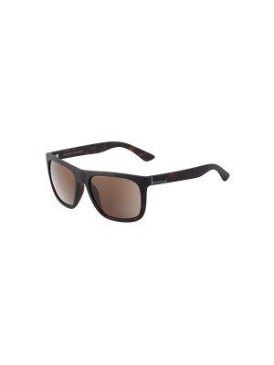 Dirty Dog Sunglasses Quag Satin Tortoise Brown Frame Brown Polarised Lens