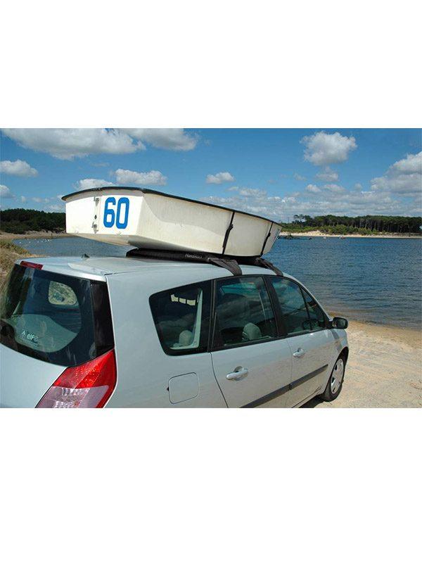 Handirack Inflatable Roof Rack (Transport SUP + Windsurfing Boards + Kayaks)...