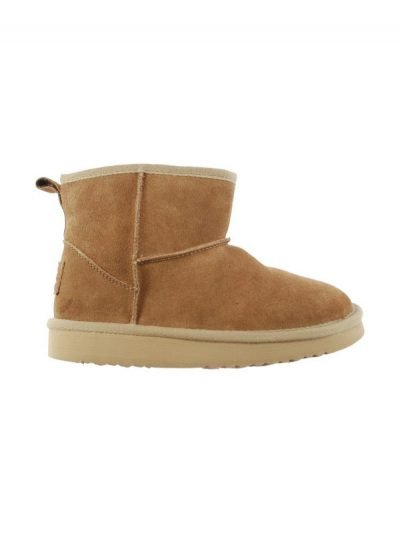 Hey Dude Shoes Sella Low Boot Tan