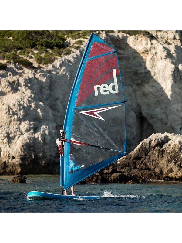 Red Paddle Co Windsup Windsurfing Rig PackageRed Paddle Co Windsup Windsurfing Rig Package