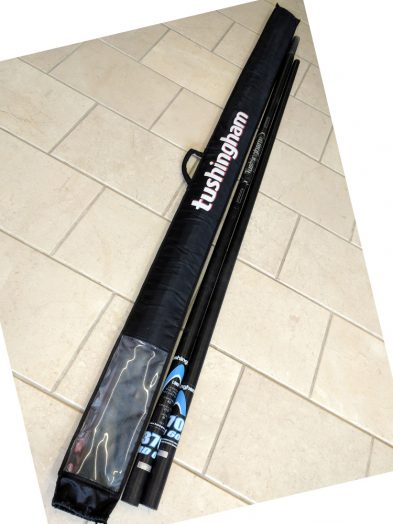Second Hand 60% Carbon RD Tushingham 370cm Mast with bag