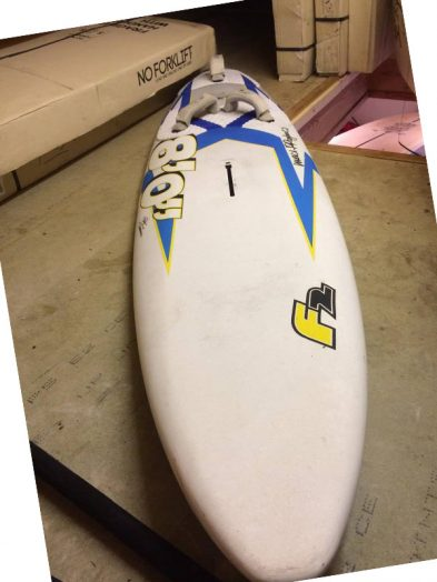 Second Hand F2 Maui Project Wave 75Ltr VGC