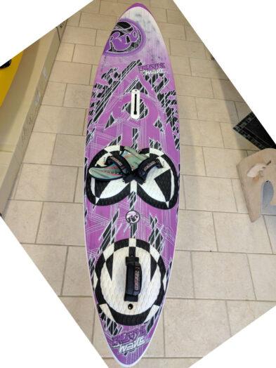 Second Hand Freestyle Wave V2 LTD 78Ltr Windsurfing Board