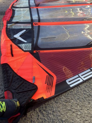 Second Hand Severne Overdrive 7.0m Windsurfing Sail