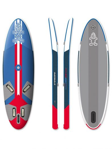 Starboard Airplane 230 Inflatable Windsurfing Board 2017