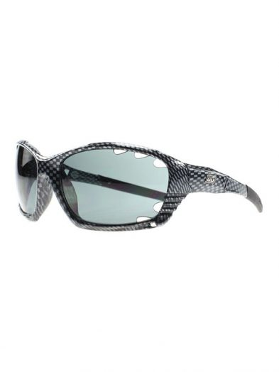 Dirty Dog Sport Pipe Sunglasses Carbon/Black