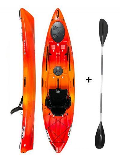 Wilderness Ride 115 Sit On Top Fishing Kayak