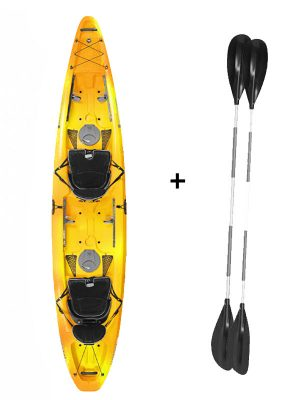 Wilderness Systems Tarpon 135T Double Sit on Top Kayak Mango