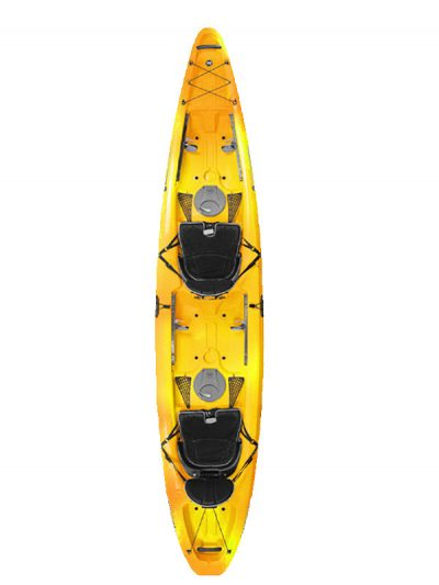 Wilderness Systems Tarpon 135T Double Sit on Top Kayak Mango Boat Only