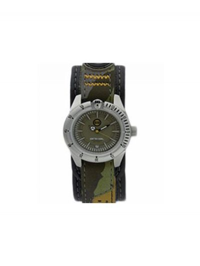 Animal Watches Ladies Carver Watch Olive