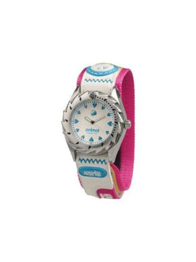 Animal Watches Ladies Zepheresse Watch White