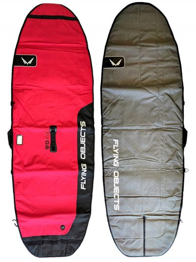 Flying Objects Sup paddleboard bag red