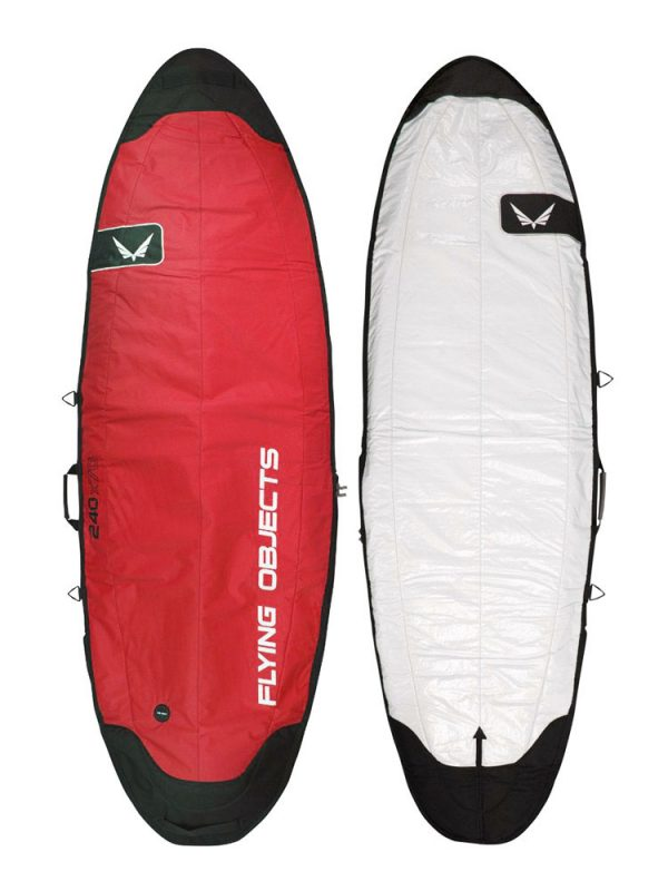 Flying Objects Windsurfing bag red
