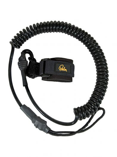 Palm Coiled Kayaking Paddle Leash