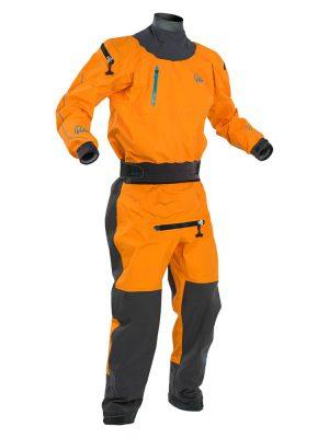 Palm Fuse Immersion suit Mens Dry suit Orange