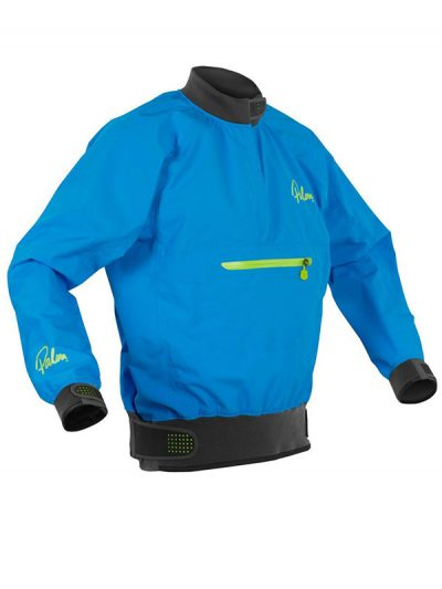 Palm Vector Waterproof +Breathable Spray Top Jacket Mens Blue