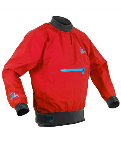 Palm Vector Waterproof +Breathable Spray Top Jacket Mens Red