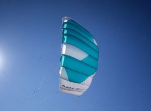 Peter Lynn Impulse TR Land Kite Kitesurfing Trainer 2m blue