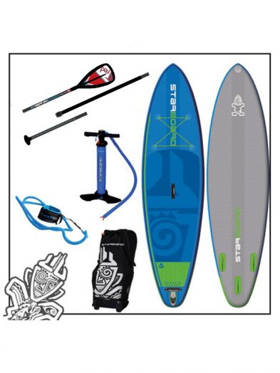 10'5''x 32'' Starboard Widepoint Inflatable Zen SUP Board 2017