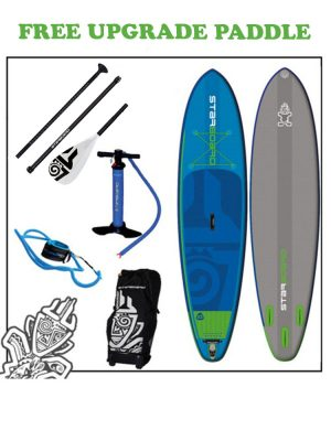 11'2'' x 32'' Starboard Widepoint Inflatable Zen SUP Board 2017