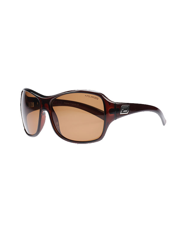 Dirty Dog Sunglasses Riff Brown Frame Brown Lens Polarised