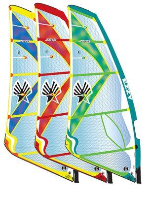 Ezzy Zeta 2017 Windsurfing sail,