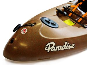 Islander Paradise 1 Limited Edition Recycled Sit On Top Kayak