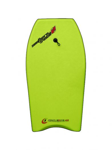 Circle One Southern Swells Body Board Green