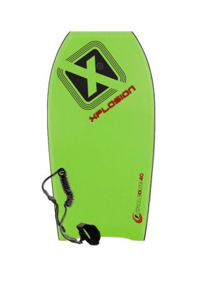 Circle One Xplosion Body Board Green