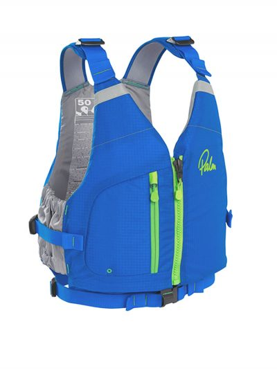 Palm Meander PFD Kaying Bouyancy Aid Blue