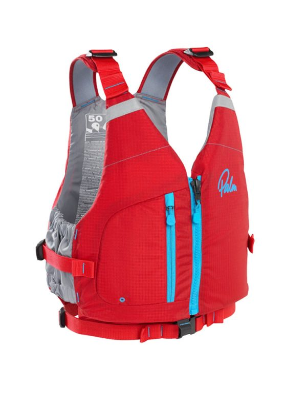Palm Meander PFD Kaying Bouyancy Aid Red