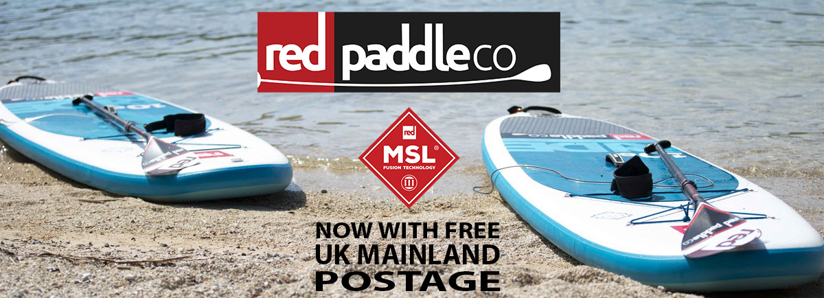 Red Paddle Co iSUPs Paddleboards
