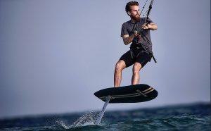Shinn-Jackson-Freeride-Lightwind-Foil-Board-Model-P-in-Bag