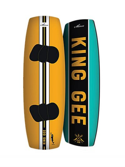 Shinn King Gee Kitesurfing Lightwind XL Twin Tip Board