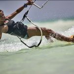 Shinn King Gee Kitesurfing Lightwind XL Twin Tip Board