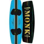 Shinn Monk Gold Kitesurfing Twin Tip Board