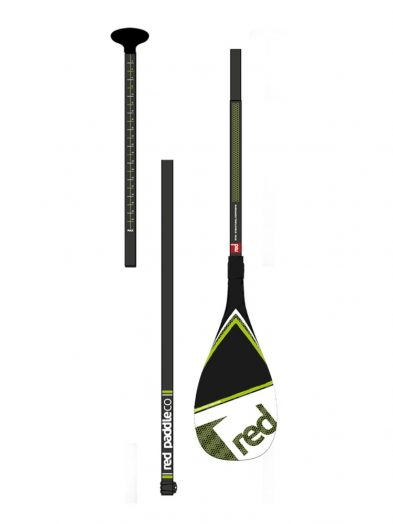 Red Paddle Co 3 Part Glassfibre Travel 2016 Paddleboard SUP Paddle
