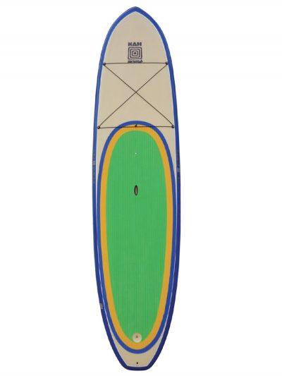 10'8 X 32.33''' Nah Skwell Kool Verde Paddleboard SUP.