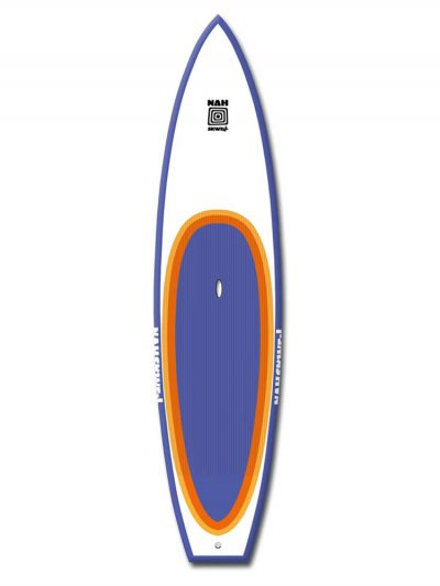 11' X 32.5'' Nah Skwell Well Blue Paddleboard SUP