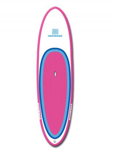 9'5 X 30.75'' Nah Skwell Kool Fucia Paddleboard SUP