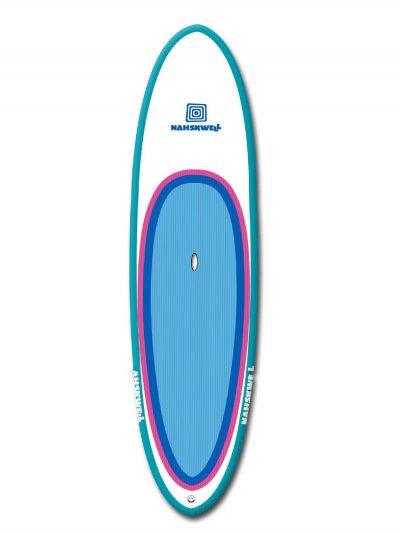 9'5 X 30.75''' Nah Skwell Kool Jade Paddleboard SUP