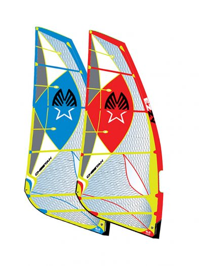 Ezzy cheetah 2018 Windsurfing sails